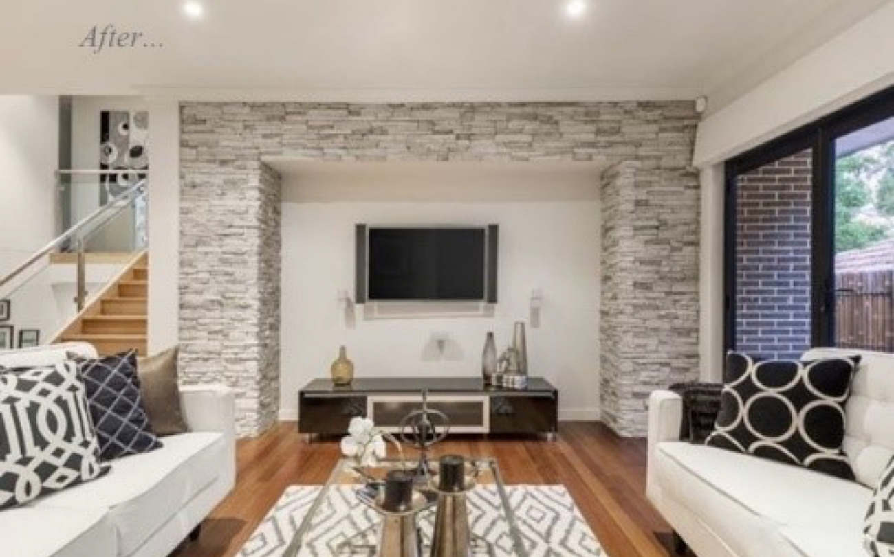 Home Staging Effect