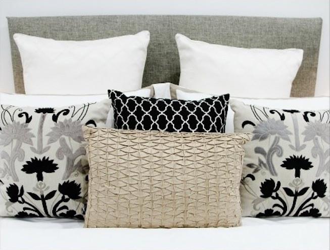 Designer bedroom classic styling